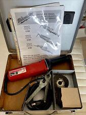 New Listingmilwaukee 5192 45 Amp Heavy Duty Die Grinder 21000 Rpm