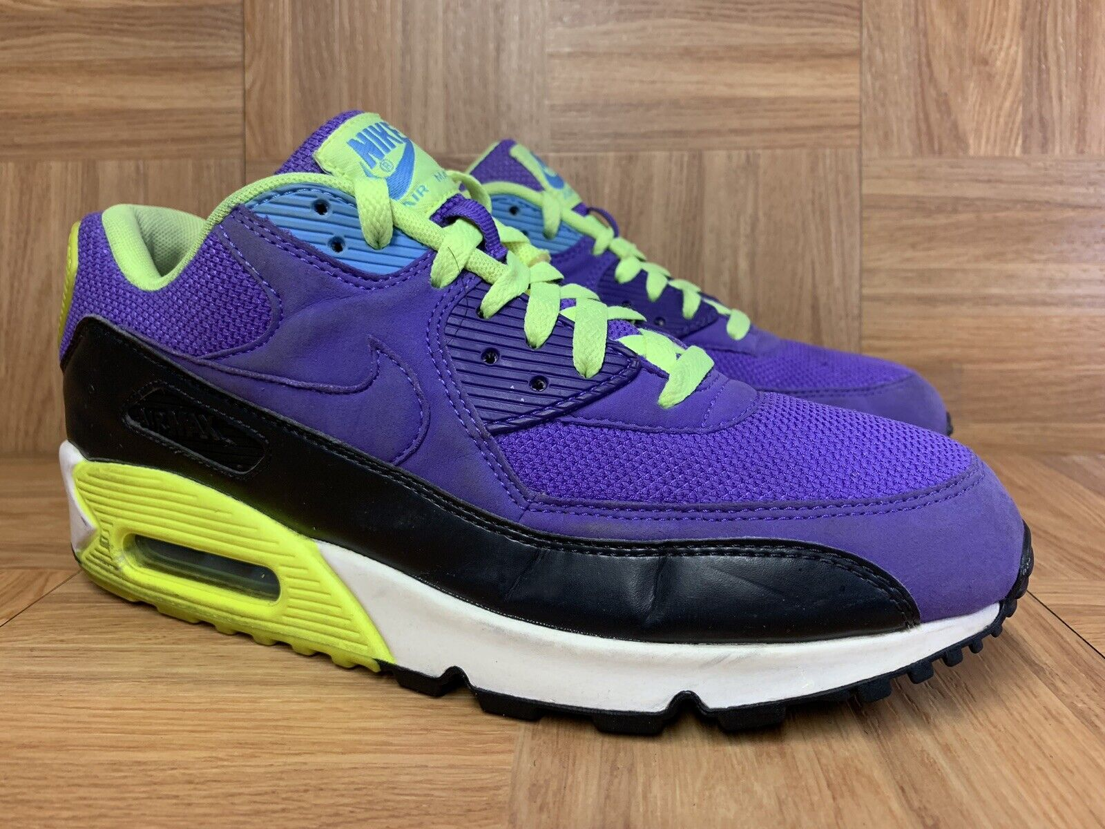 Size 9 - Nike Air Max 90 Essential Purple for sale online | eBay