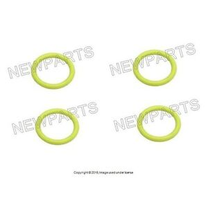 NEW Volvo C70 S70 XC70 Set of 4 Auto Trans Oil Cooler Line O-Rings 988840