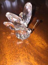 SWAROVSKI Figurine Brilliant Butterfly Light Amethyst  855739