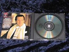 Neville Marriner JAPAN CD Mozart Overtures CDC 7 47014 2  EX/EX  no obi/barcode