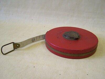 Outdoor Sports Massi Case Vintage Sport Device,20m Targets Old Tape Measure