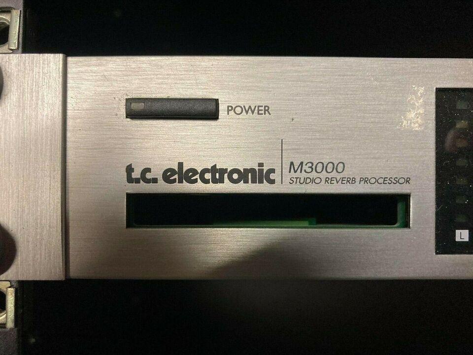 Reverb, TC. Elektronic M3000