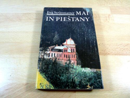 1 von 1 - Eva Strittmatter: Mai in Piest´any / Gebunden / Piestany