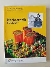 Mechatronik. Grundstufe Lehr-/Fachbuch von Werner Nabbefeld, Erhard Marquardt, N