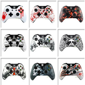 Details about Patterned Front Shell Faceplate Repair for Microsoft Xbox One  Controller