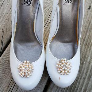 Wedding-Shoe-Clips-Bridal-Shoe-Clips-Shoe-Clips-Pearl-Rhinestone-Shoe-Clips