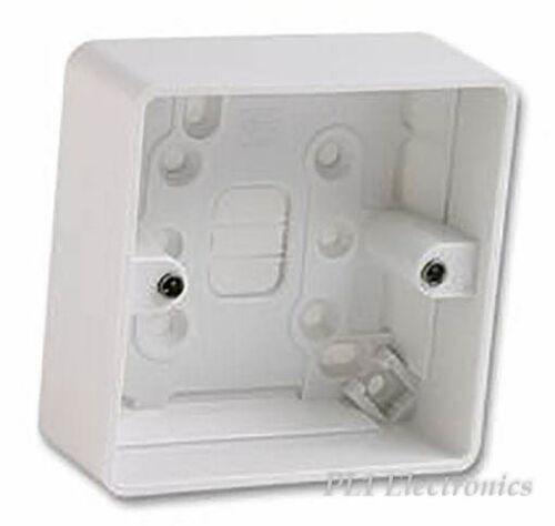 1Gang électrique k2140whi Boîte de surface 32mm Mk