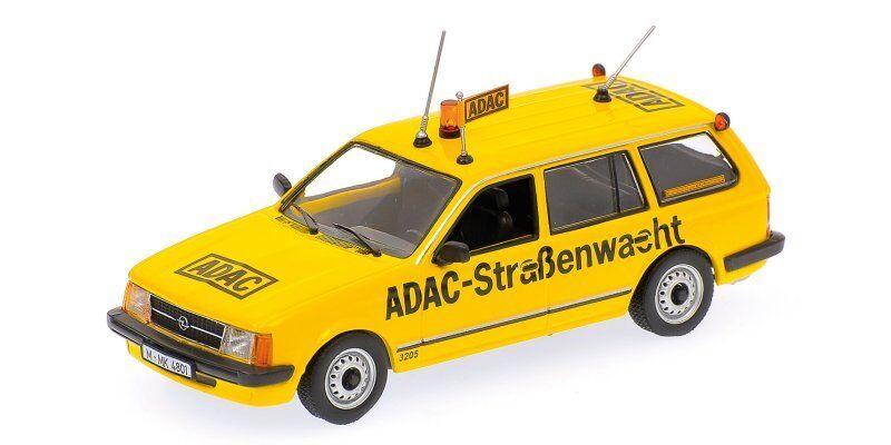 Opel Kadett D Caravan 1979 ADAC 1 43 Model 400044190 MINICHAMPS