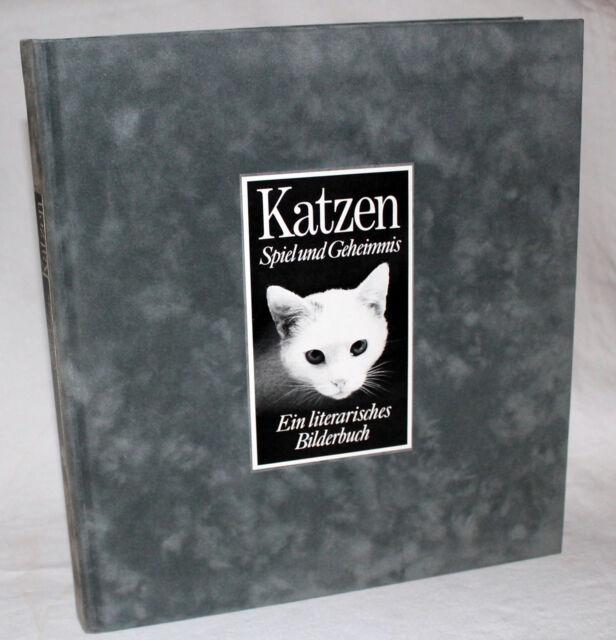 KATZEN - Spiel und Geheimnis - Ein literarisches Bilderbuch - Peter Andreas