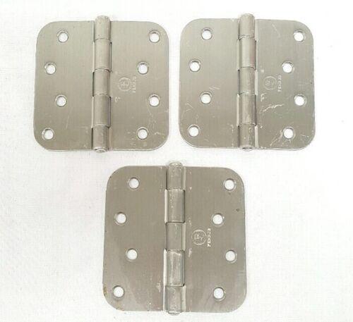 "Lot of 3 Penrod Plain Bearing Hinges Steel 4/"" w// 5//8/"" Radius New"