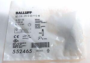 Balluff Proximity Sensor BES 516-370-G-E5-Y-S4  #n4650