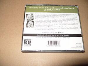 Gulland-The-Many-Lives-amp-Secret-Sorrows-Of-Josephine-B-3-cd-are-Audio-Ex-F2