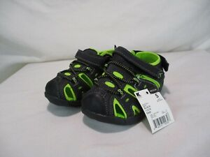 Details about Route 66 Boy's Kids Shoes Sz 5 Sam Sandal New with Tags Kmart Hook & Loop Summer