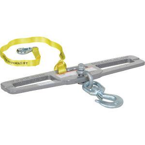 Vestil-Forklift-Double-Fork-Hook-Plate-6000-lb-Cap-LM-HP6-S