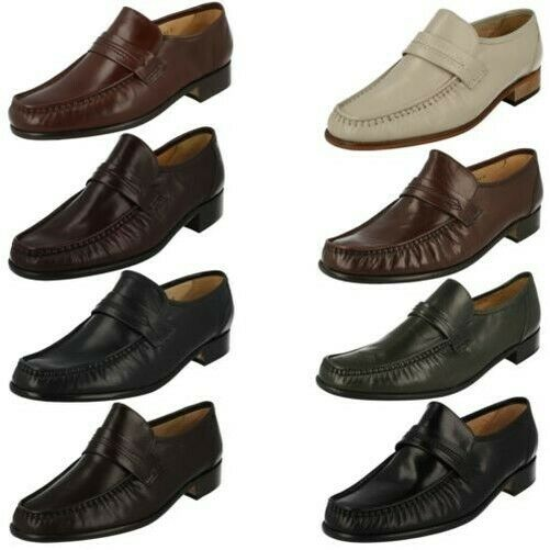 Mens Grensons Moccasin shoes 'Watford'