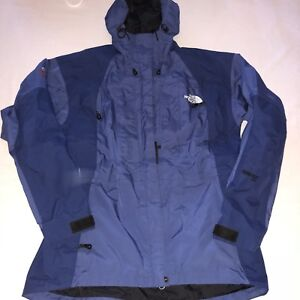 a3879424d Details about The North Face Gore Tex XCR Summit Series Blue Women's Medium  Authentic EUC