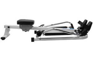 Nouveau Pro Fitness Opti Gym Dual Twin manipulés Hydraulique Rameur Rower Home-afficher le titre d`origine micGYrdF-07165933-254585235