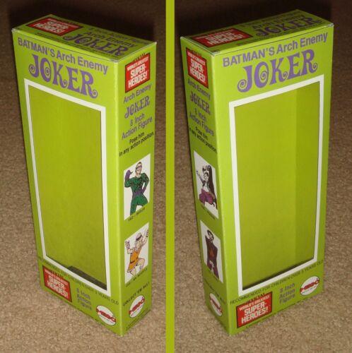 """MEGO 8/"""" JOKER BOX ONLY"""
