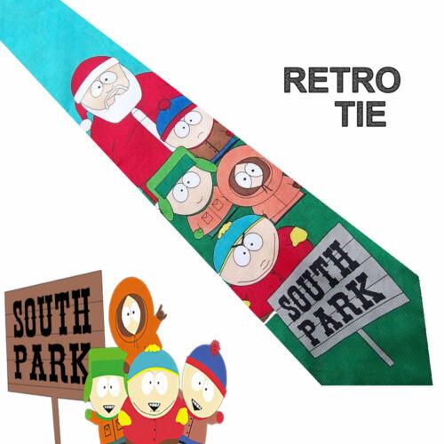South park rétro cou liens south park noël santa neuf qualité poly