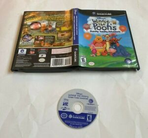 Winnie the Pooh's Rumbly Tumbly Adventures (Nintendo GameCube, 2005) EVERRYONE
