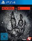 Evolve (Sony PlayStation 4, 2015, DVD-Box)