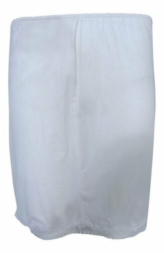 Ladies Skirt Half Waist Slip Ex Marks Spencer M/&S Lace Black Skin Nude White