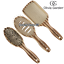 thumbnail 6 - Bamboo brush Olivia Garden HEALTHY HAIR Professional paddle