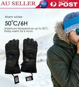 Rechargeable-Electric-Warm-Heated-Gloves-Battery-Powered-Heat-Men-Women-Gloves