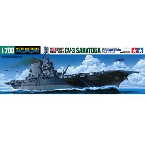 Tamiya-31713-U-S-Navy-Aircraft-Carrier-CV-3-Saratoga-1-700