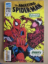 1994 MARVEL COMICS THE AMAZING SPIDER-MAN ANNUAL #28 CARNAGE APPEARANCE