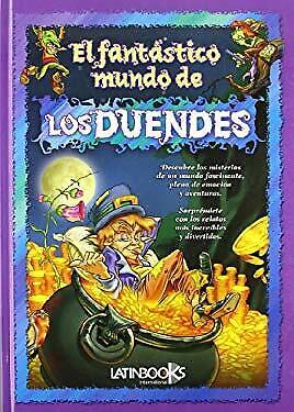 Fantastico Mundo de los Duendes by Erbiti, Alejandra