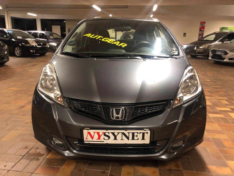 Honda Jazz 1,4 Comfort CVT 5d