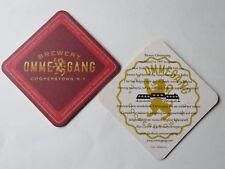 Beer Coaster ~ Minneapolis TOWN HALL Brewery ~ Established in 1997 ~ MINNESOTA