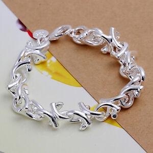 NEU pl Damenarmband Schmuck Dornen Damen Armband mit Sterlingsilber DA042 Neu