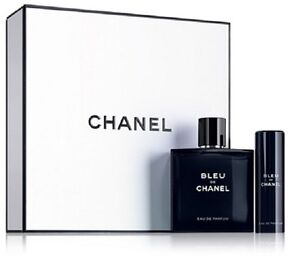CHANEL BLUE De CHANEL 2 Piece Gift Set ( 3.4 oz EDP   0.7 oz Travel ... 1c125ee865ea
