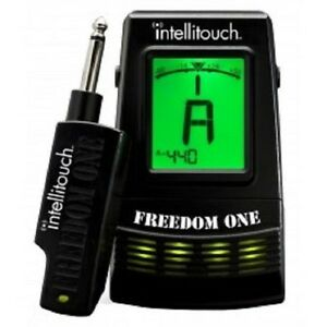 new wt1 intellitouch freedom one wireless guitar system tuner new in box sale 651244500230 ebay. Black Bedroom Furniture Sets. Home Design Ideas