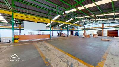 Venta Nave Industrial en la Magdalena Mixhuca