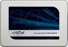 Crucial MX300 CT1050MX300SSD1 1TB Internal Solid State Hard Drive (Metallic)