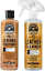 thumbnail 1 - Chemical Guys Leather Cleaner and Conditioner Complete Leather Care Kit (16 Oz)