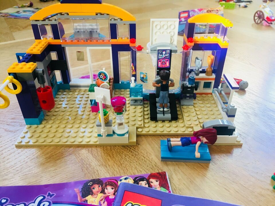 Lego Friends, 41312 heartlake sportscenter