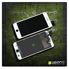 Display LCD für iPhone 6 PLUS 5.5 mit RETINA Glas Scheibe Komplett Front WEISS