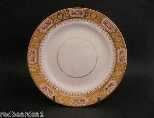 China Replacement Wild Bros Mona Antique Tea Plate Imari Roses c1900s 2602 & China Replacement Wild Bros Mona Antique Tea Plate Imari Roses ...