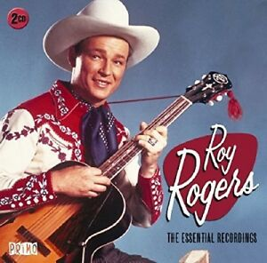 Roy-Rogers-Essential-Recordings-New-CD-UK-Import