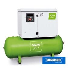SOLIDAIR Kolbenkompressor SOLIDbase 830-10 silent superschallgedämmt - NEU