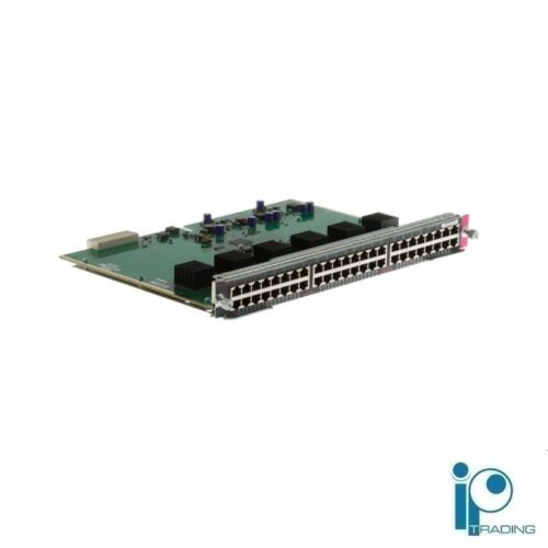 WSX4548GBRJ45 Cisco Catalyst 4500 Series 48 Port Gigabit Switching Module