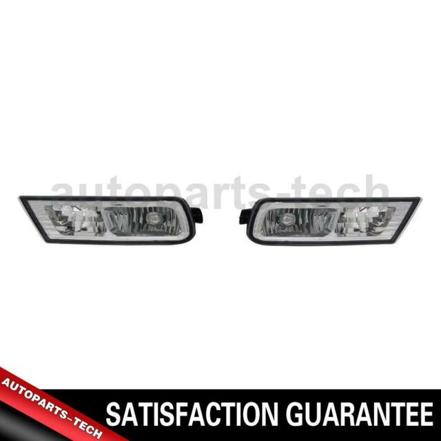 2x TYC Left Right Fog Light Assembly For Acura MDX 2010
