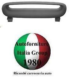 MASCHERA MASCHERINA COFANO ANTERIORE C//FORO VERN MINI COOPER S 01/>06 2001/>2006