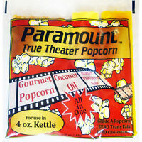 4oz - Case Of 24 Individual 4 Ounce Popcorn Portion Packets Kit Packs on sale