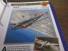 Faszination 13 24 Lioré et Olivier 451 Bomber FRankreich